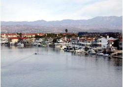 Oxnard Waterfront Homes